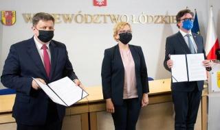 Marszałek zapobiega skutkom suszy. Zawarto porozumienie z Wodami Polskimi